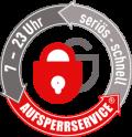 Aufsperrdienst 1020 Wien Logo